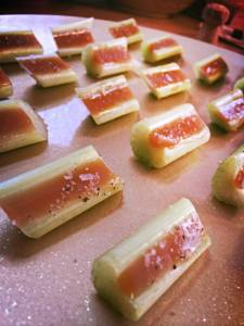 Bloody Mary Canapes