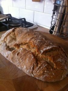 Nata Bread