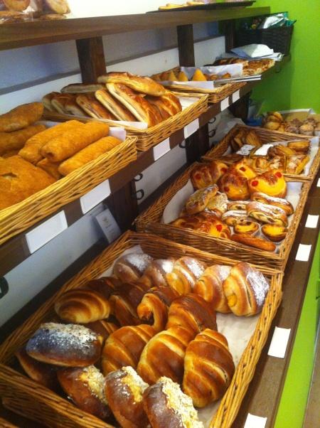 Nata pastries